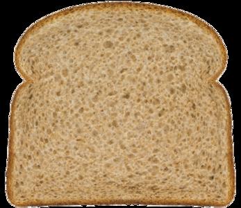 Classic Soft 100% Whole Wheat Bread Slice