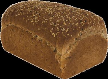 Healthy Multi-grain Naked Bread Loaf