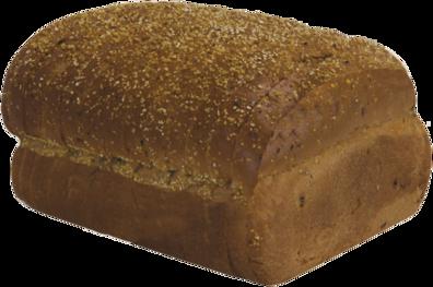Jewish Rye Naked Bread Loaf