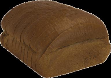 Dark Rye Naked Bread Loaf Image