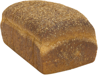 Organic Smooth Wheat Naked Bread Loaf Image