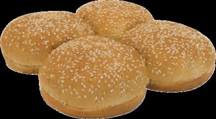 Potato Large Sandwich Buns Top of Buns Image