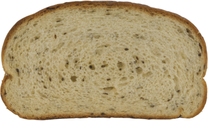 Dill Rye Bread Slice