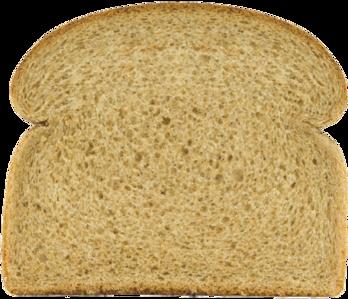 Double Fiber Bread Slice Image