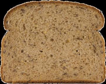 Healthy Multi-grain Bread Slice