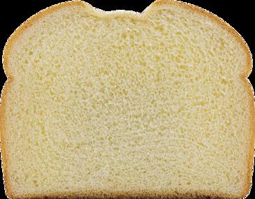 Country Potato Bread Slice