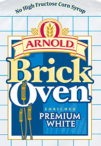 Arnold Brick Oven Premium White Bread Package