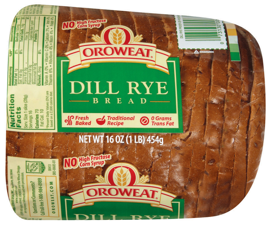 Oroweat® Premium Breads | Real Jewish Rye