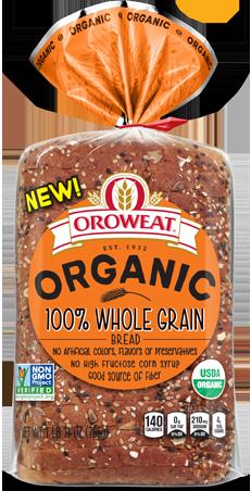 100% Whole Grain