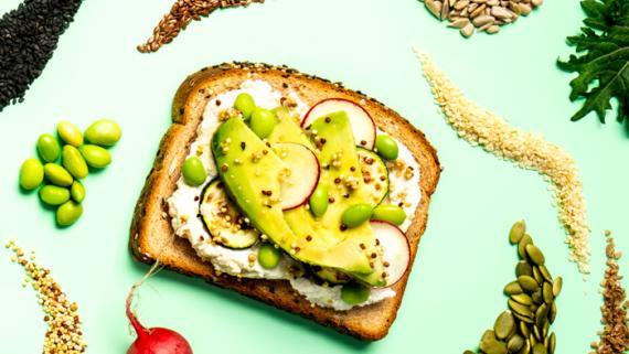 Green Reset Sandwich Recipe Image